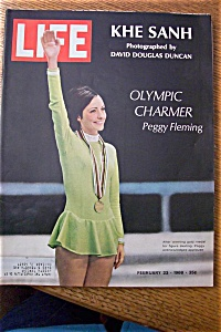 Life Magazine - February 23, 1968 - Peggy Fleming