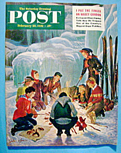 Saturday Evening Post Magazine - February 23, 1952