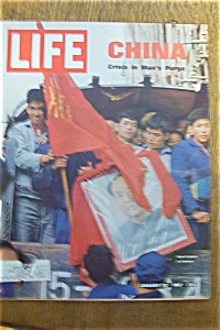 Life Magazine - January 20, 1967 - China