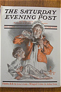 Saturday Evening Post Magazine - December 25, 1915
