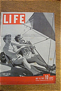 Life Magazine - July 14, 1941 (Image1)