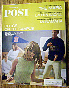 Saturday Evening Post Magazine-May 21, 1966-Drugs (Image1)