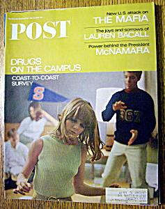 Saturday Evening Post Magazine-May 21, 1966-Drugs (Image1)