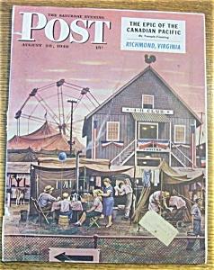 Saturday Evening Post Magazine - August 28, 1948 (Image1)