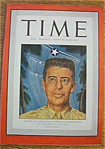 Time Magazine - January 18, 1943 (Image1)