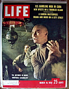 Life Magazine - March 10, 1958 - Yul Brynner