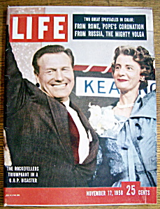 Life Magazine - November 17, 1958 - The Rockefellers