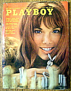 Playboy Magazine-May 1972-Deanna Baker (Image1)