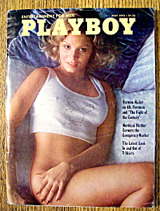 Vintage Playboy - May 1975 - Bridgett Rollins