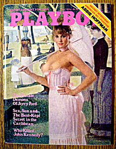 Playboy Magazine-May 1976-Patricia McClain (Image1)