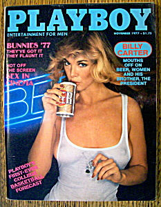 Vintage Playboy-November 1977-Rita Lee (Image1)