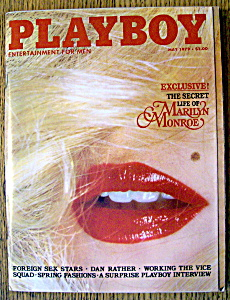 Vintage Playboy-may 1979-michelle Drake