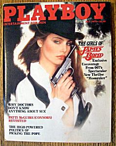 Playboy Magazine-July 1979-Dorothy Mays (Image1)