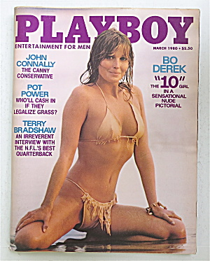 Playboy Magazine-March 1980-Henrietta Allais (Image1)