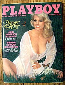 Playboy Magazine-June 1980-Dorothy Stratton (Image1)