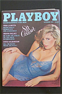 Vintage Playboy - November 1981 - Shannon Tweed