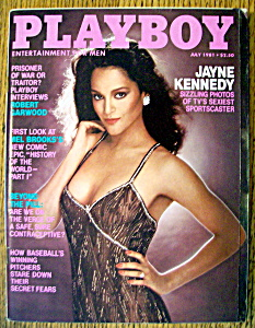 Vintage Playboy - July 1981 - Heidi Sorenson (Image1)