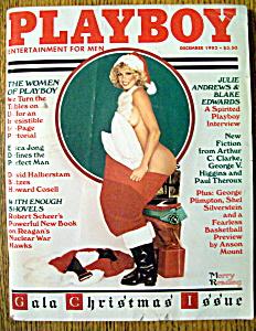 Vintage Playboy-December 1982-Charlotte Kemp (Image1)