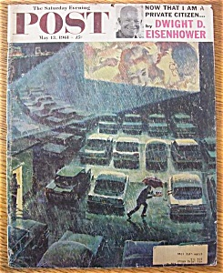 Saturday Evening Post Cover - Falter - May 13, 1961
