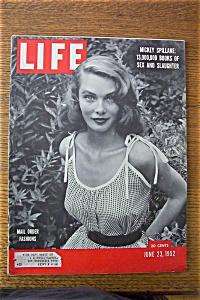Life Magazine June 23, 1952 Mail Order Fashions