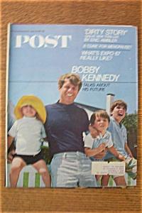 Saturday Evening Post Magazine - August 26, 1967 (Image1)
