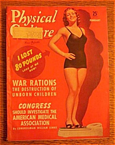 Physical Culture Magazine - February 1940