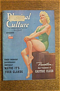Physical Culture Magazine - September 1940