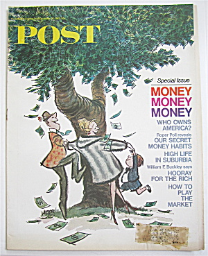 Saturday Evening Post December 30, 1967 Money