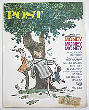 Saturday Evening Post December 30, 1967 Money  (Image1)