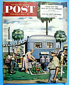 Saturday Evening Post Magazine - February 2, 1952