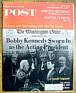 Saturday Evening Post Magazine - March 9, 1968 (Image1)