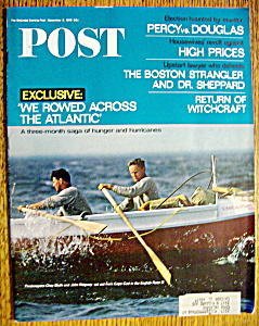 Saturday Evening Post Magazine-November 5, 1966 (Image1)