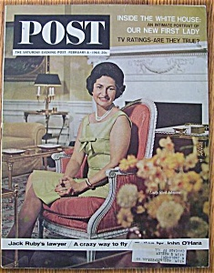 Saturday Evening Post Magazine - February 8, 1964 (Image1)