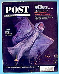 Saturday Evening Post Magazine April 4, 1964 T. Grimes (Image1)