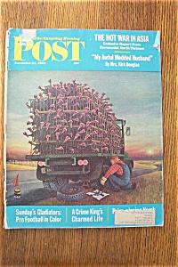 Saturday Evening Post Magazine - November 24, 1962 (Image1)