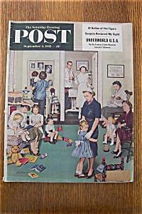 Saturday Evening Post Magazine - September 3, 1955 (Image1)