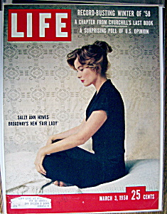 Life Magazine - March 3, 1958 - Sally Ann Howes