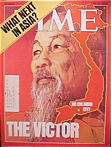 Time Magazine - May 12, 1975 - The Victor, Ho Chi Minh (Image1)