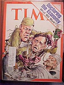 Time Magazine - January 27, 1975