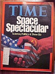 Time Magazine - July 21, 1975 (Image1)
