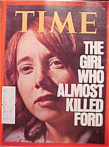 Time Magazine-september 15, 1975-lynette Frome