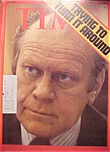 January 20, 1975 - President Ford