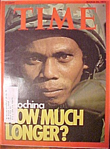 Time Magazine - March 24, 1975