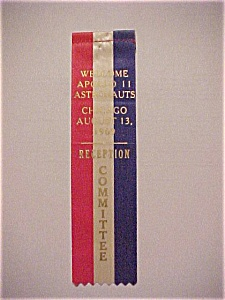 Apollo 11 - August 13, 1969 Reception Committee Ribbon (Image1)