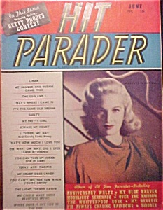 Hit Parader-june 1947-(Marilyn Maxwell Cover)