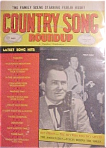 Country Song Roundup - November 1962 - Don Gibson