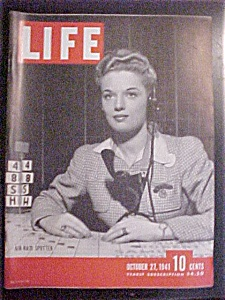 Life Magazine - October 27, 1941 - Bob Hope
