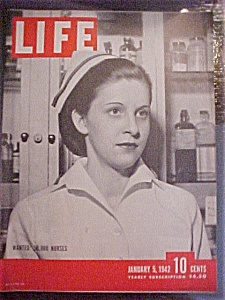 Life Magazine - January 5, 1942 - Lincoln In Wartime
