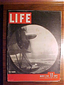 March 5, 1945 Life Magazine - Fdr's Daughter