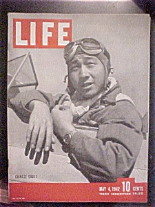 Life Magazine May 4, 1942 Chinese Cadet